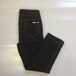 NYGUARD slims indigo stretchy jeans